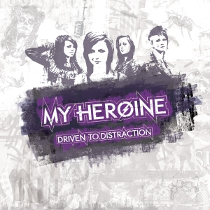 Driven To Distraction EP Cover