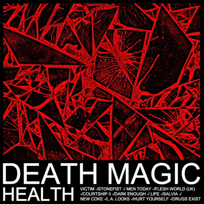 DEATH MAGIC cover art