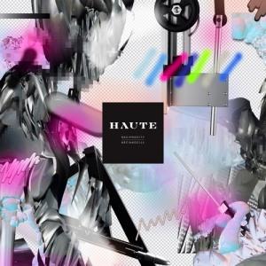 Haute - 'Reciprocity' EP cover artwork