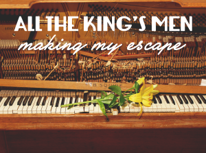 All The Kings Men - Making My Escape EP