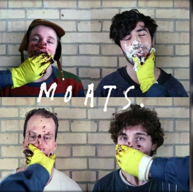 Indie / Alternative band Moats release rocking new single Hungry