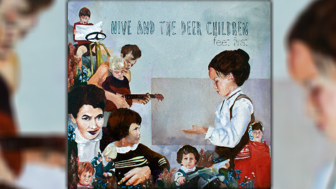 Nive Nielsen and the Deer Children release second album Feet First - review