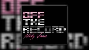 nicky venus off the record artwork