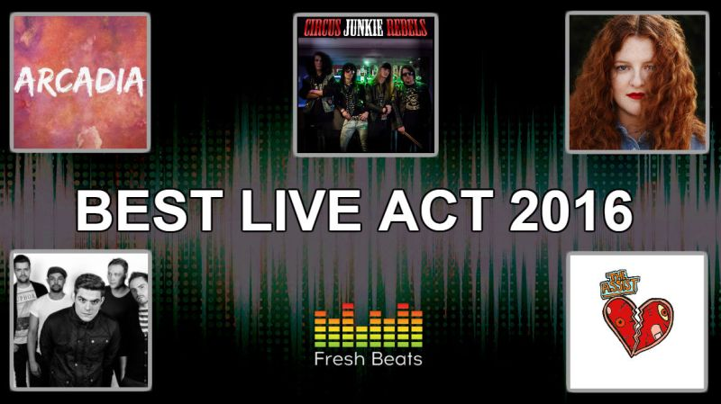 best-live-act-2016-shortlist