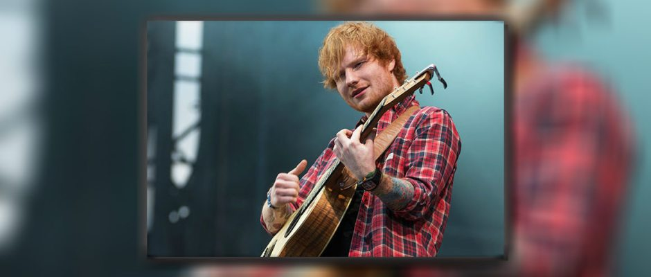 What can Ed Sheeran teach new artists?