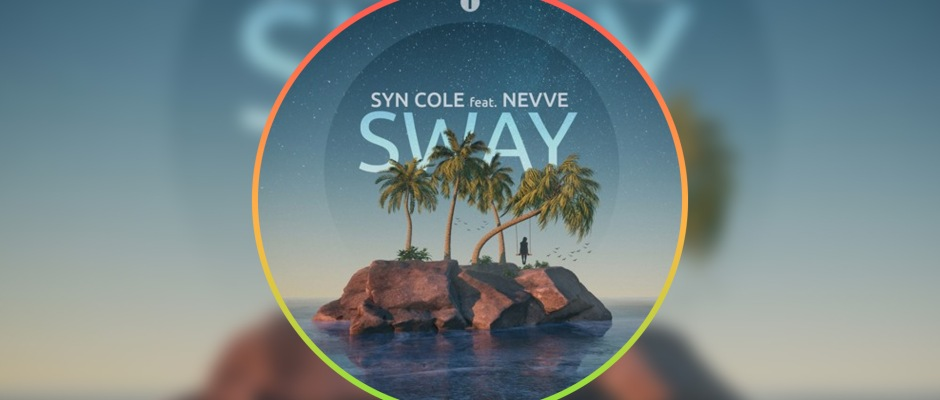 Syn Cole and Nevve collab on new EDM single Sway