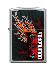 Win a free limited edition Download Festival 2017 Zippo Lighter with Fresh Beats 365
