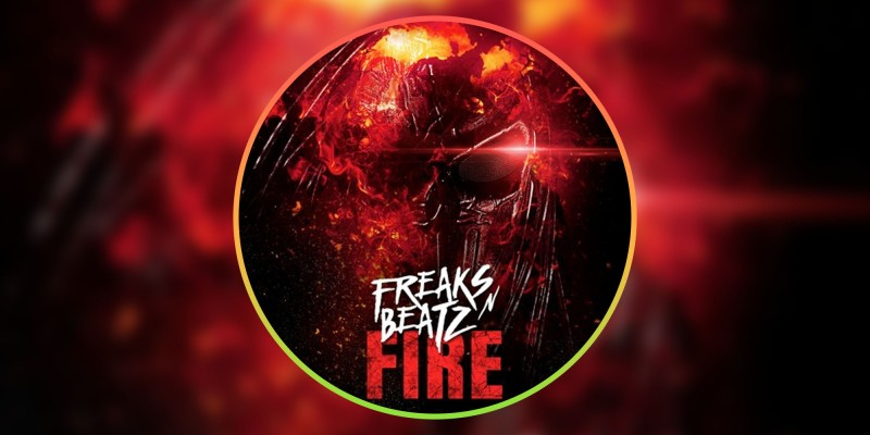 Freaks'n'Beatz is bringing dubstep back with second single Fire