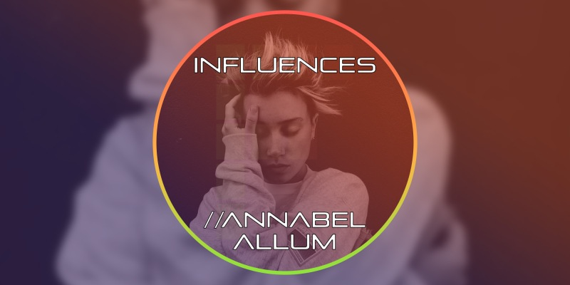 Annabel Allum chooses the top tracks that influenced her music